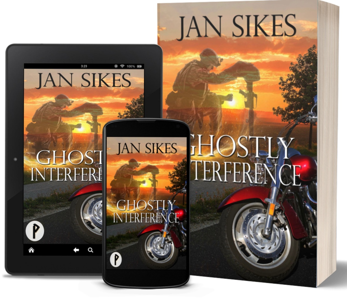 Meet Jan Sikes, the author of Ghostly Interference, Published by The Wild Rose Press